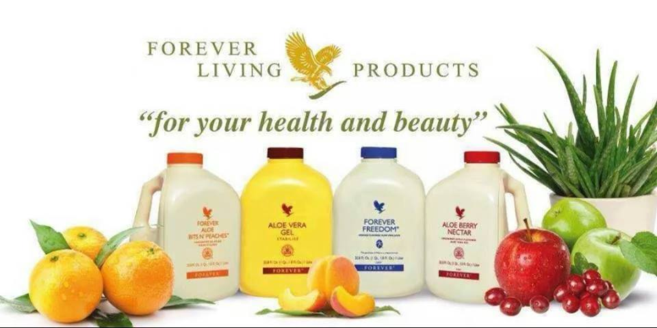Forever Living Products – Medway Homeopath